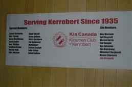 Kinsmen Club of Kerrobert